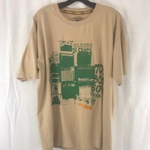 Donuts 45 RPM NYC T-Shirt - Size XL